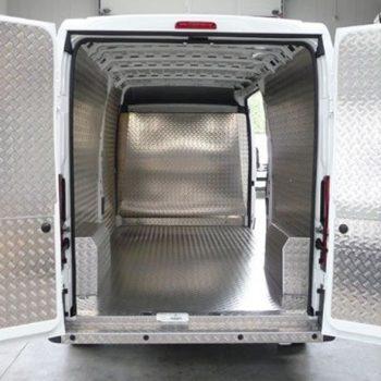 Pereti de protectie furgonete