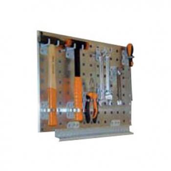 Panouri metalice perforate pentru scule